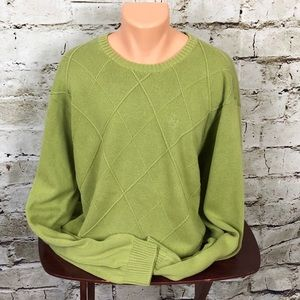 IZOD Pullover Crew Neck Sweater - Size XXL